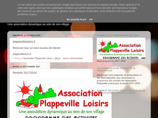 Association Plappeville Loisirs