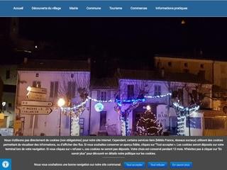 La Motte Chalancon en Drôme Provençale.