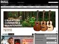 Le Guide d'Achat du Musicien - Guitares, Batteries, DJ, Home Studio, Sono: fiches techniques, revendeurs, news, artistes, bancs d'essai...