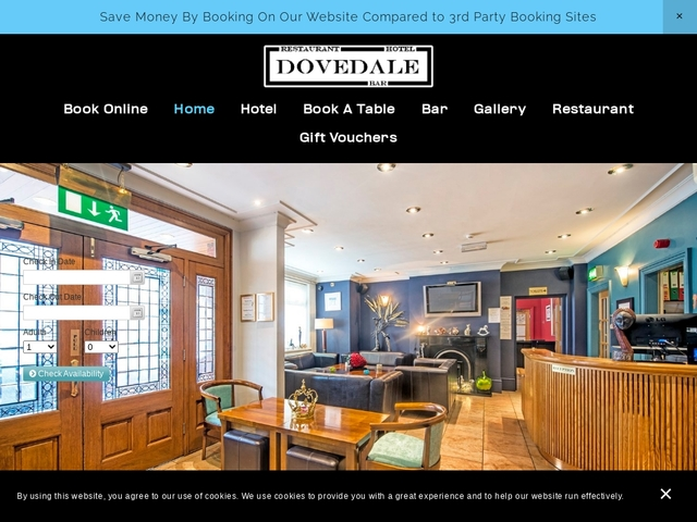 Dovedale Hotel & Restaurant - Cleethorpes - DN35 8LX