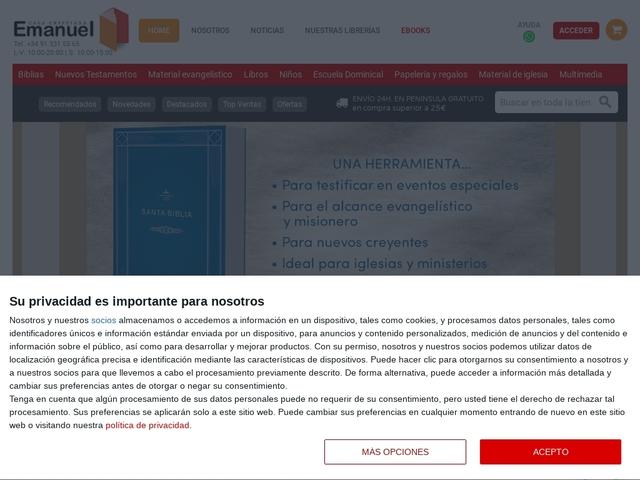 Libreria Casa Cristiana Emanuel