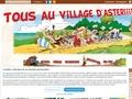 Le village d'Astérix - Portail