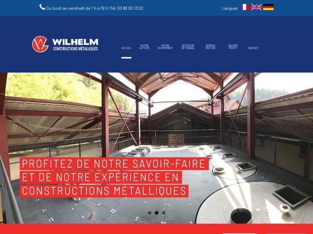 Construction Métallique G.Wilhelm sa - (67) - C-Métall