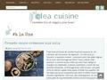Clea Cuisine | recettes bio, végétariennes, japonaises