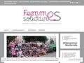Femmes Solidaires, un mouvement féministe pour toutes