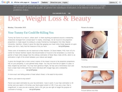 Diet , Weigth Loss & Beauty