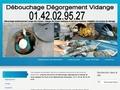 Dégorgement de canalisation à Paris
