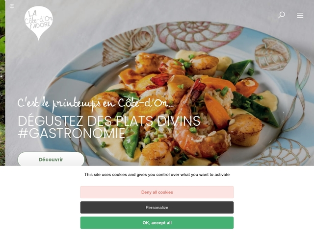 Côte d'Or Tourisme