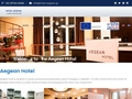 Kassandra - Aegean Hotel - Kryopigi/Chalcidique