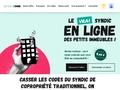 Syndic professionnel en ligne pour les petits immeubles