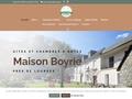 Gîte Boyrie-Lamarque à Aspin-en-Lavedan Hautes-Pyrénées