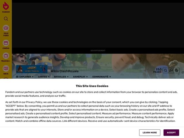 Wikia ClashRoyale - Wikia