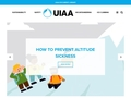 The UIAA: International Climbing and Mountaineering Federation