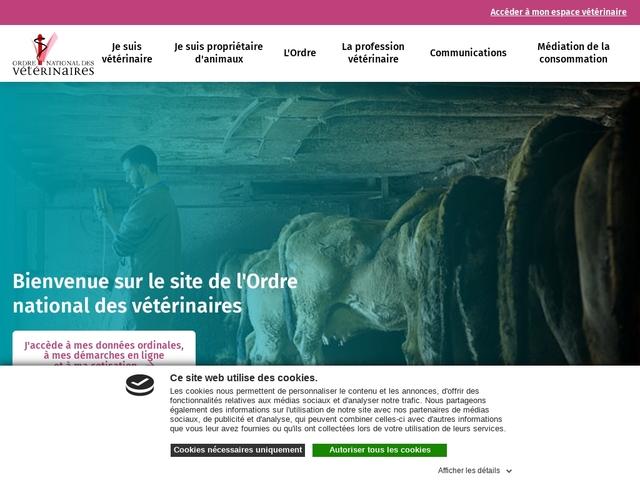 Les écoles - L'Ordre national des vétérinaires