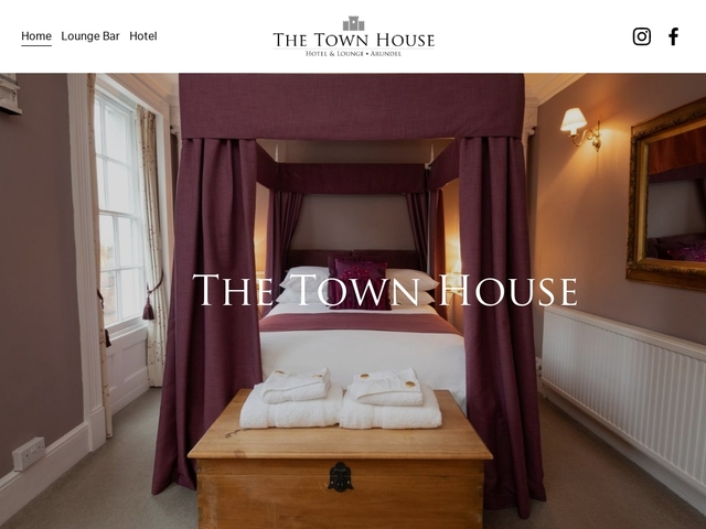 The Town House - Arundel - West Sussex - England