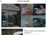 Un peu de web
