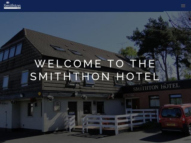 The Smithton Hotel - Inverness - Highlands - Scotland.