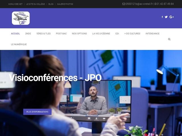 Lycée Jean Jaurès (Montreuil)