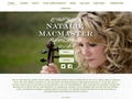 Official web site of Natalie MACMASTER