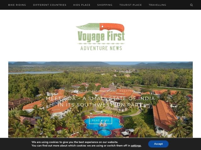 voyage-first.com