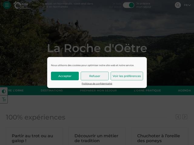 Orne Tourisme