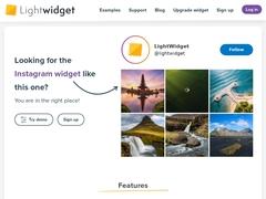 LightWidget