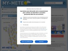 My méteo.fr