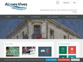 Aigues-Vives.fr, site officiel de la Ville d'Aigues Vives (Gard)