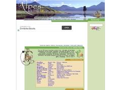 Alpes Guide - Les Hautes-Alpes