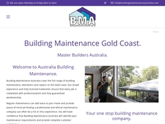 Building Maintenance Gold Coast