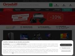 GrosBill - Vente de matériel informat..