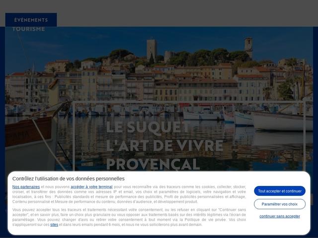 Office du Tourisme de Cannes