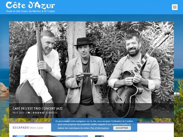 Côte d'Azur : Alpes-Maritimes, Var et Monaco