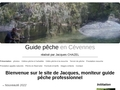Guide pêche en Cévennes