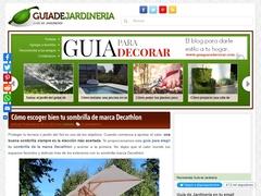 Guía de jardinería