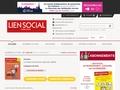 Lien Social - Actualité sociale