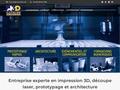 A3D-L'Atelier Numérique Formation, impression 3D