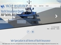 Yacht insurance by W R Hodgens, Inc.