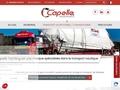 Capelle Yachting : Transports de bateaux, yachts, vedettes...