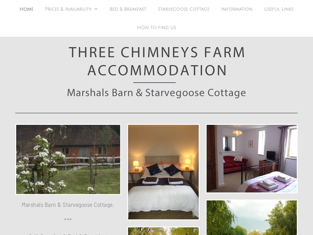 Three Chimneys Farm, Goudhurst, Kent