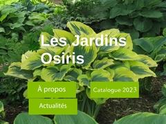 Les jardins Osiris