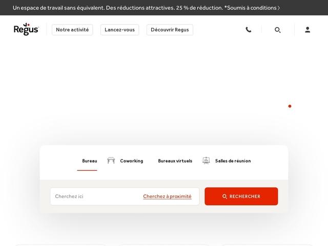 Regus FR | Bureaux, Domiciliation D'Entreprise Et Coworking