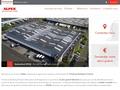 Distributeur Membranes Etanchéités - Agrée Firestone - Couverture - Alpex EPDM Saint Quentin Fallavier (38)