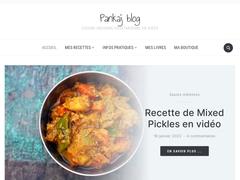 Cuisine végétarienne et recettes indiennes vidéo de Pankaj