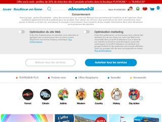 miniature Playmobil