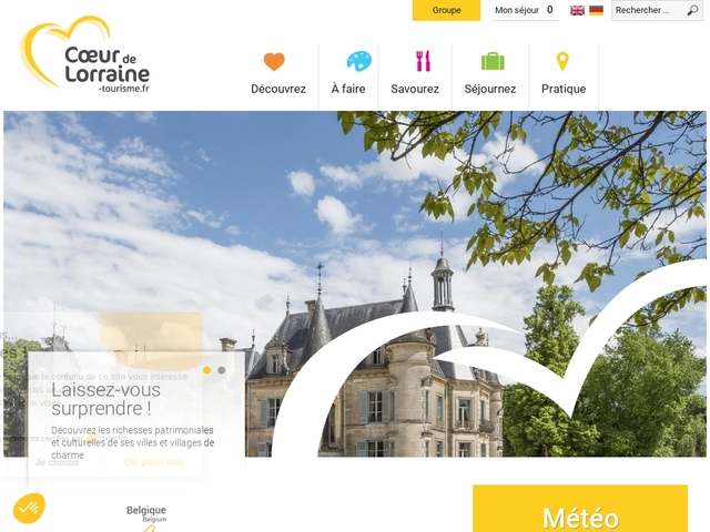 Coeur de Lorraine Office de Tourisme