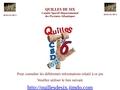 Comité Sportif Départemental des Pyrénées Atlantiques - Quilles de 6