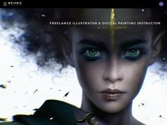 Mélanie Delon