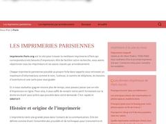 Imprimerie-Paris.org