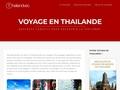 Voyage en Thailande avec Thailandveo